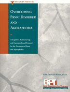 Overcoming Panic Disorder and Agoraphobia- Therapist Protocol