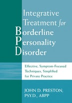 Integrative Treatment for Borderline Personality Disorder