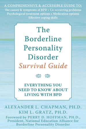 The Borderline Personality Disorder Survival Guide Book Cover