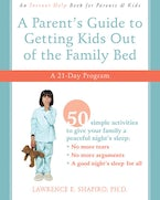 A Parent's Guide to Getting Kids Out of the Family Bed