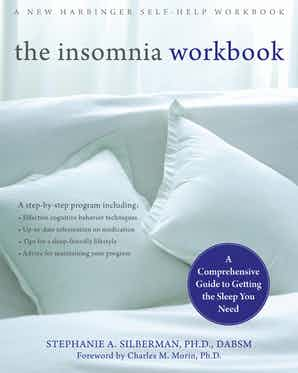 cover image for The Insomnia Workbook