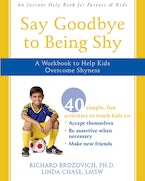 Say Goodbye to Being Shy