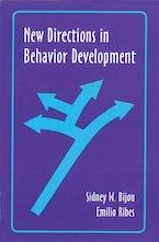 New Directions in Behavior Development