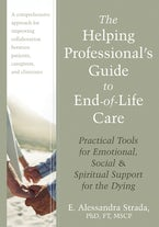 The Helping Professional's Guide to End-of-Life Care
