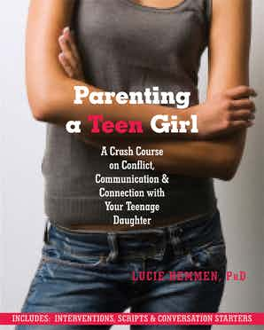 cover image for Parenting a Teen Girl