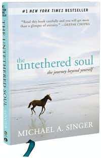 The Untethered Soul hardcover edition