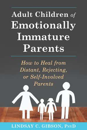 Adult Children of Emotionally Immature Parents Book Cover
