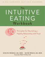 The Intuitive Eating Workbook cover