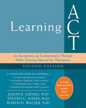 Learning ACT book cover