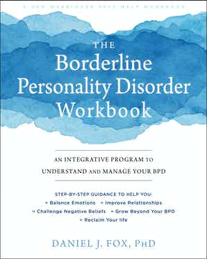 cover image for The Borderline Personality Disorder Workbook