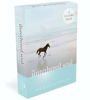 The Untethered Soul card deck