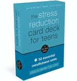 The Stress Reduction Card Deck for Teens cover