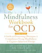The Mindfulness Workbook for OCD cover