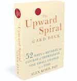 The Upward Spiral Card Deck cover