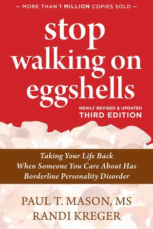 cover image for Stop Walking on Eggshells