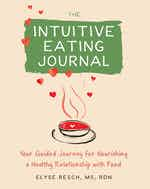 The Intuitive Eating Journal cover