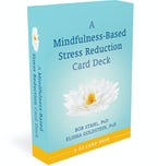 A Mindfulness-Based Stress Reduction Card Deck
