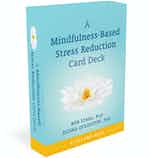 A Mindfulness-Based Stress Reduction Card Deck cover