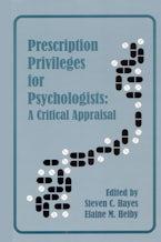Prescription Privileges for Psychologists