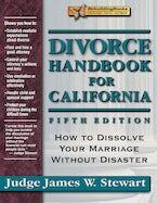 Divorce Handbook for California